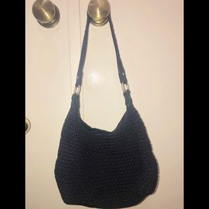 Dark Blue Purse